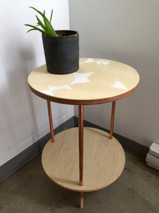 Stekjen side table - Round table