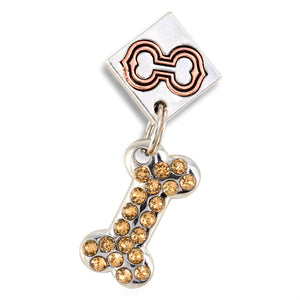 Bling Bone Dangle