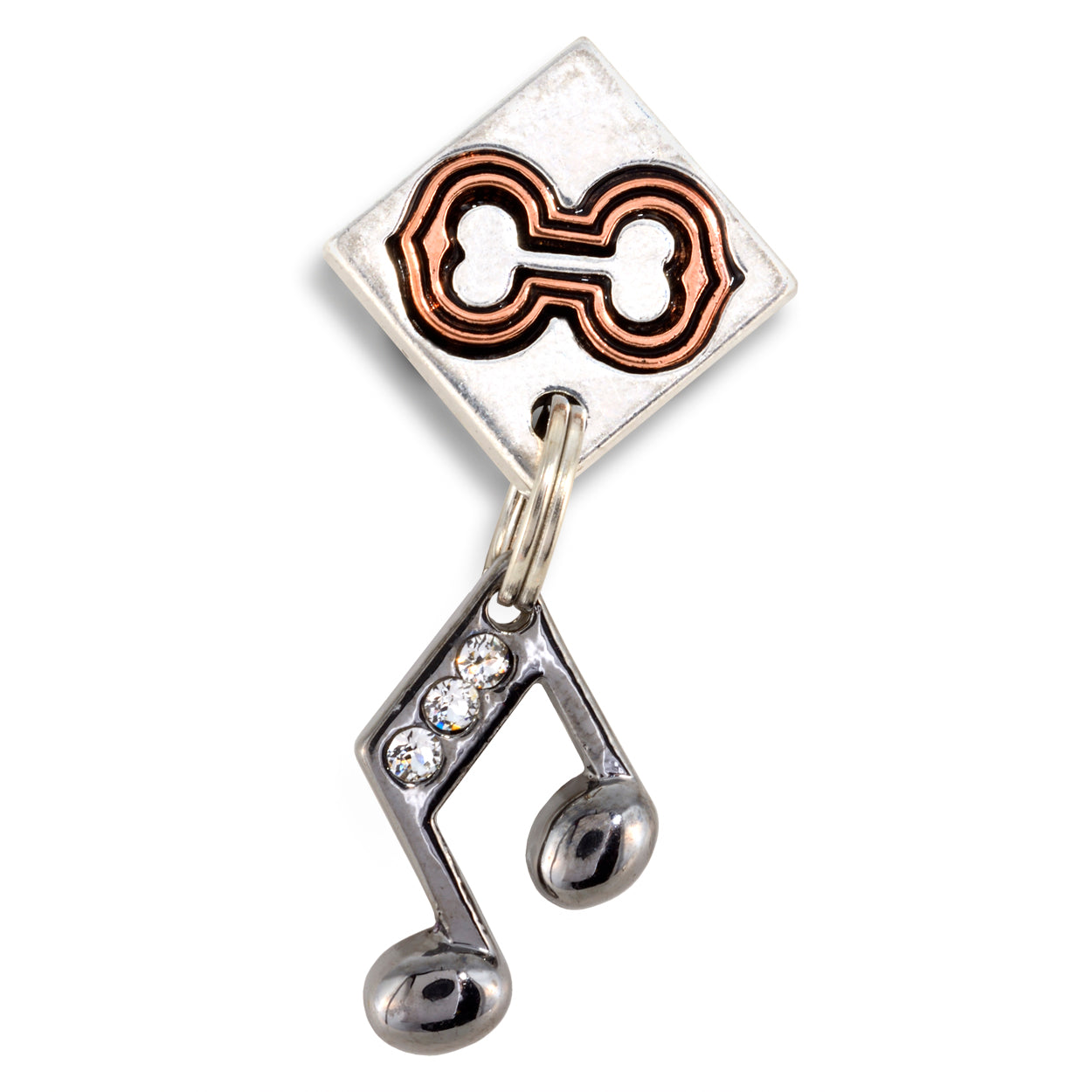 Music Note Dangle