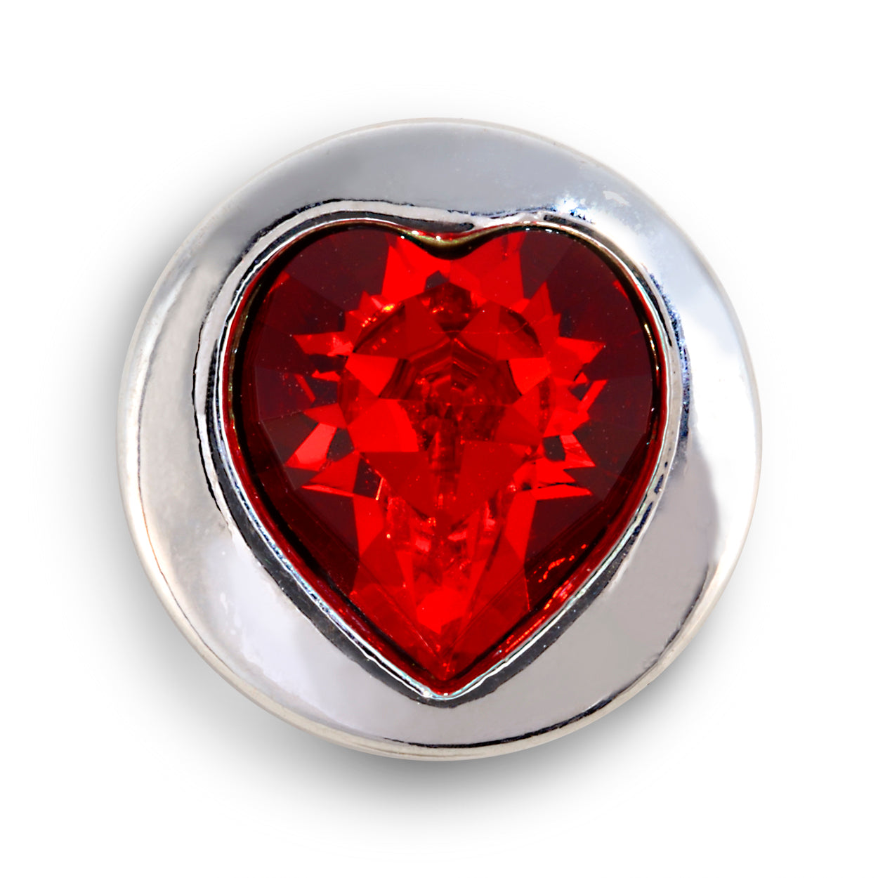 Heart - Red Crystal