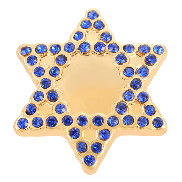 Star of David Collar