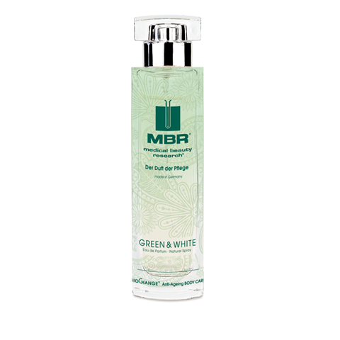 BioChange® Anti-Ageing BODY CARE GREEN & WHITE woda perfumowana spray 100ml