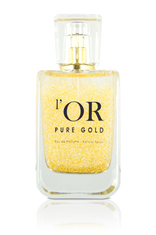 l'OR PURE GOLD woda perfumowana spray 100ml
