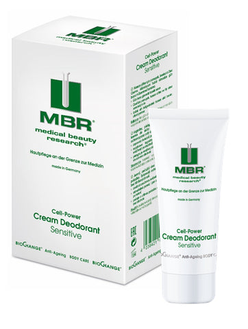 Cell-Power Cream Deodorant Sensitive 50 ml