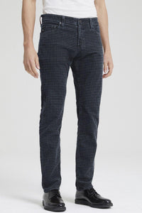 AG TELLIS HOUNDSTOOTH CORD