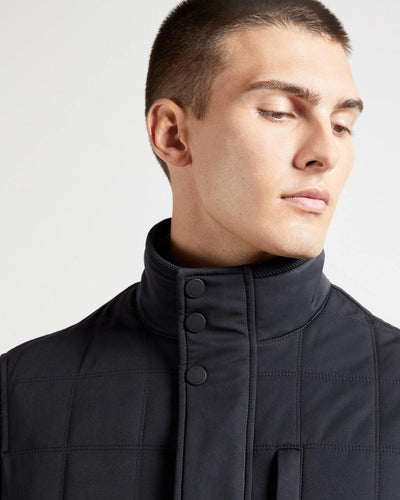 TRENT QUILTED JACKET
