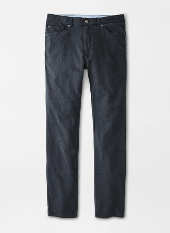Flannel Five-Pocket Pant