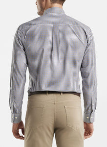 Ferdinand Cotton-Blend Sport Shirt