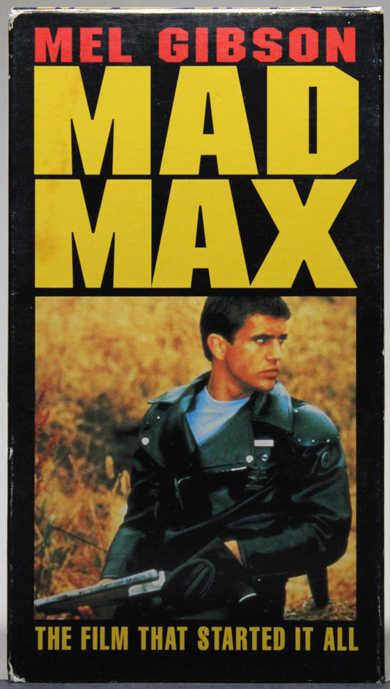 Mad Max - VHS