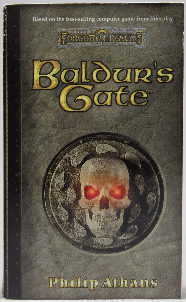 Baldur's Gate - PC Game Manual