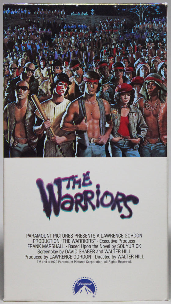 The Warriors - VHS