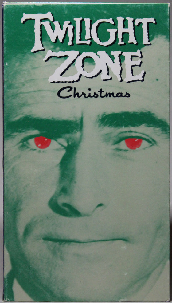 Twilight Zone Christmas: Night of the Meek - VHS