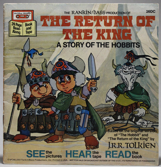 The Return of the King: A Story of the Hobbits