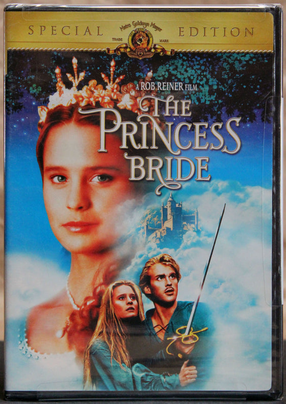 THE PRINCESS BRIDE: SPECIAL EDITION - DVD (sealed): MGM 2001