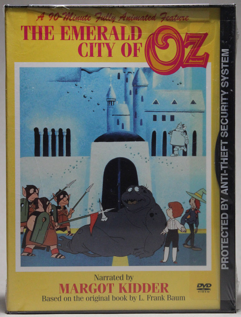 The Emerald City of OZ - DVD Snap Case (sealed)