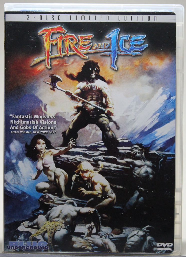 Fire and Ice - DVD
