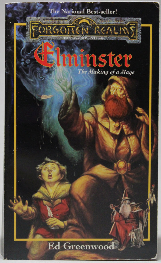 GREENWOOD, ED: Elminster: The Making of a Mage