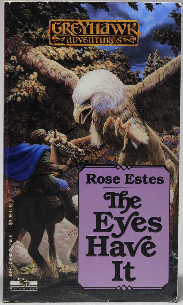 ESTES, ROSE: The Eyes Have It