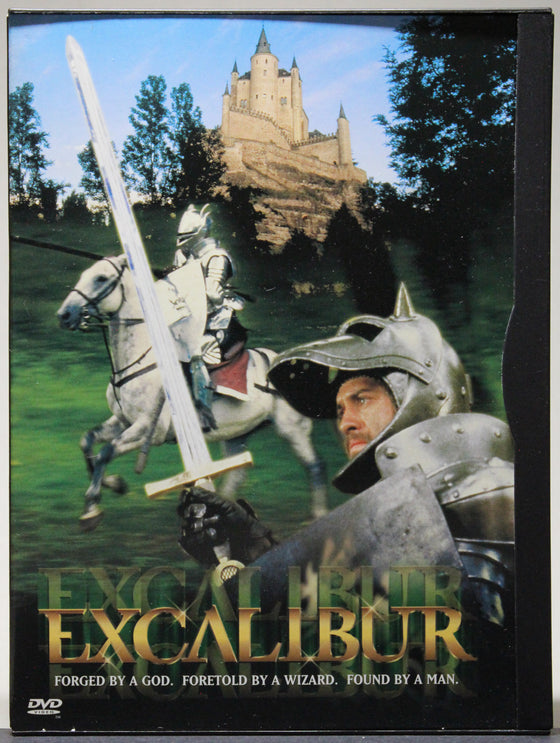 Excalibur - Snap Case DVD