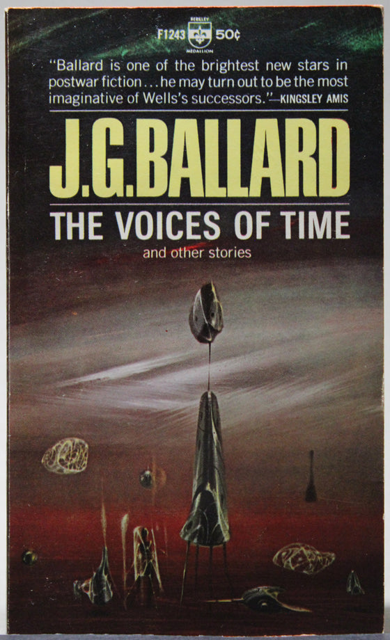BALLARD, J. G.: The Voices of Time