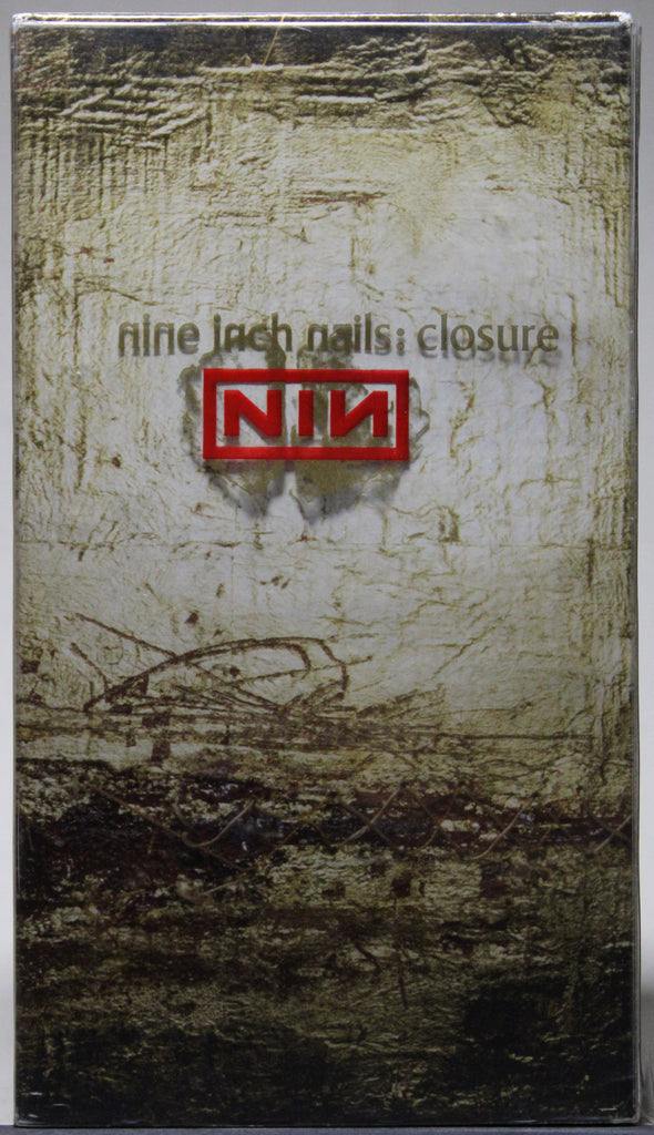 NIN: CLOSURE - VHS: Nothing/Interscope Records, 1997