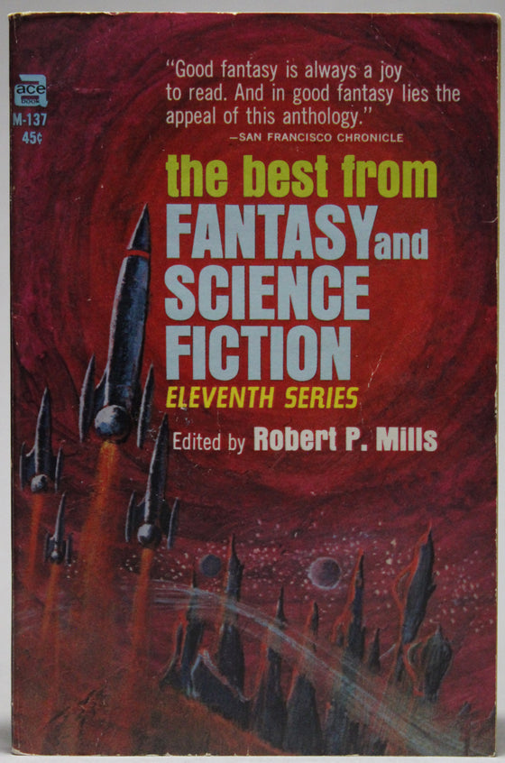 The Best From Fantasy and Science Fiction: Eleventh Series