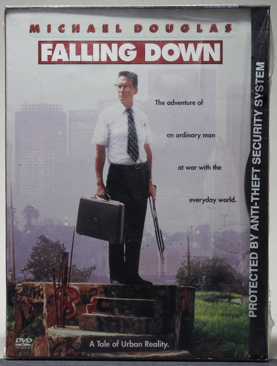 FALLING DOWN - Snap Case DVD (sealed): Warner Home Video, 1999