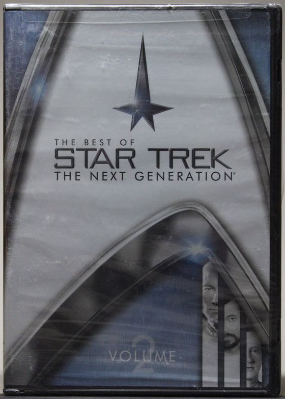 The Best of Star Trek The Next Generation: Volume 2 - DVD: Paramount, 2009