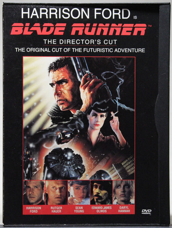 Blade Runner: The Director's Cut - Snap Case DVD