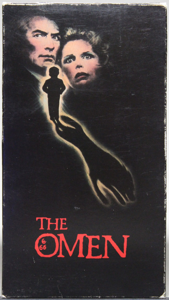 THE OMEN - VHS: Fox Video, 1992