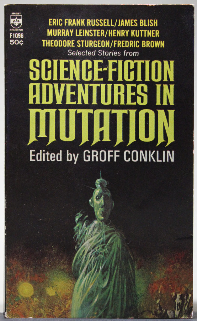 CONKLIN, GROFF (ed.): Science-Fiction Adventures in Mutation