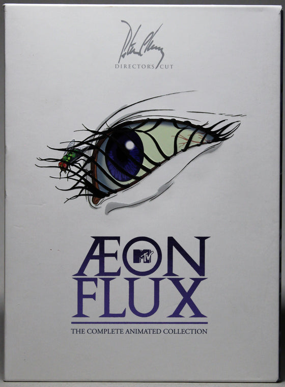 Aeon Flux: The Complete Animated Collection DVD