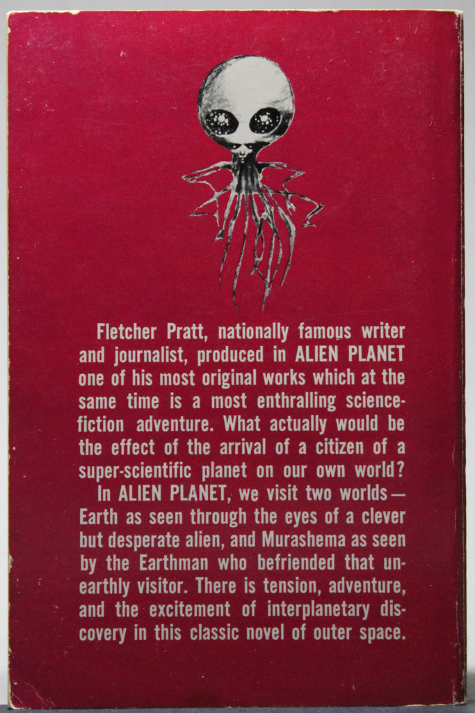 PRATT, FLETCHER: Alien Planet