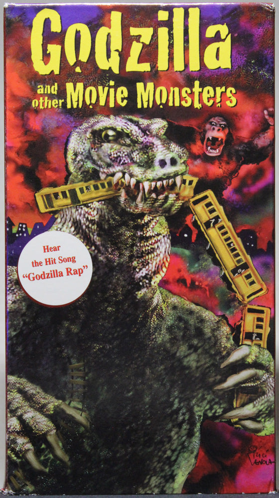 Godzilla and Other Movie Monsters - VHS