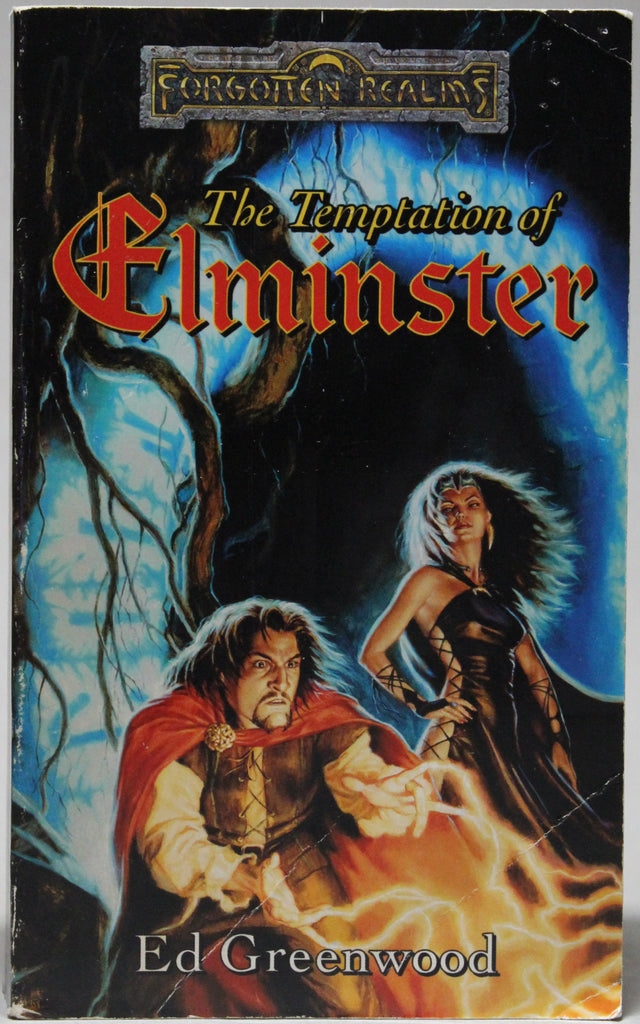 GREENWOOD, ED: The Temptation of Elminster