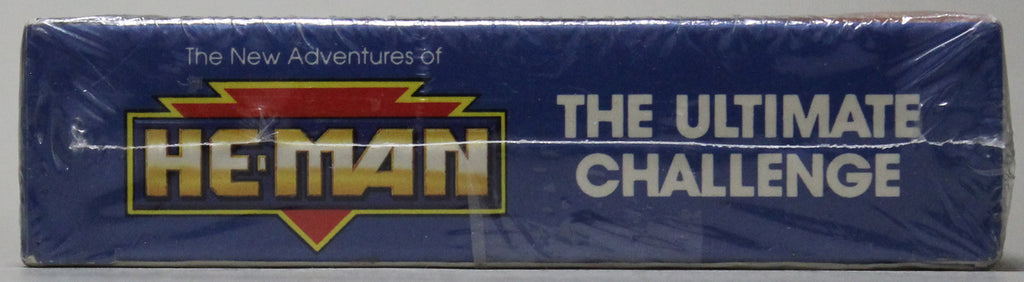 THE NEW ADVENTURES OF HE-MAN: THE ULTIMATE CHALLENGW - VHS (sealed): Mattel, 1990