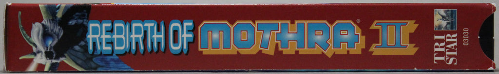 REBIRTH OF MOTHRA II - VHS: Columbia Tri Star Home Video, 1999