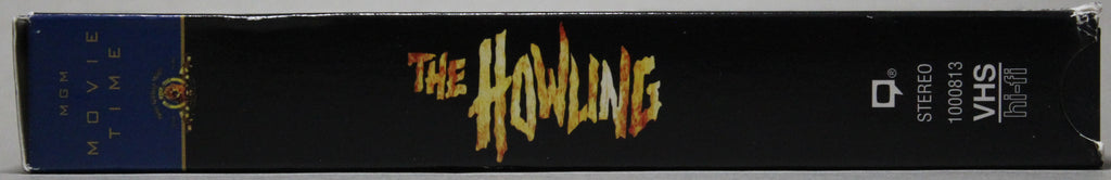 THE HOWLING - VHS: MGM Home Entertainment, 2000