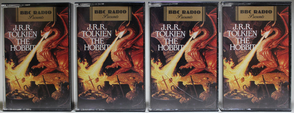 BBC RADIO PRESENTS: J.R.R. Tolkien - The Hobbit - Audio Cassette
