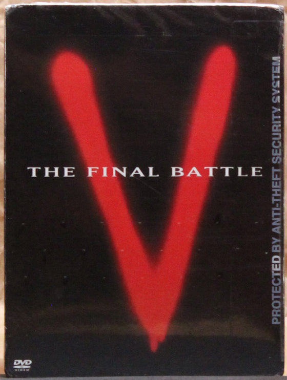 V: THE FINAL BATTLE - DVD (sealed): Warner Home Video, 2002