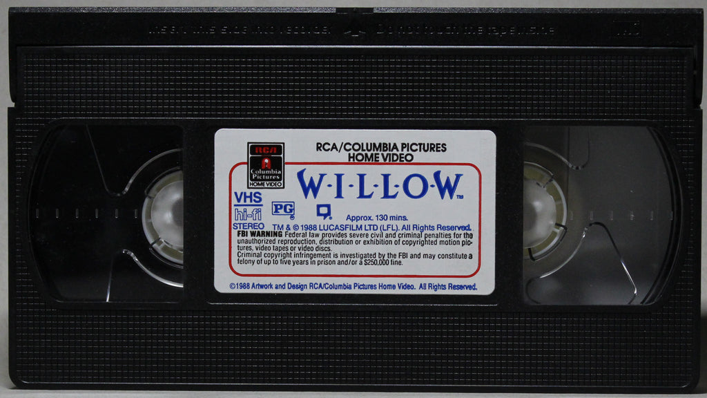 Willow - VHS