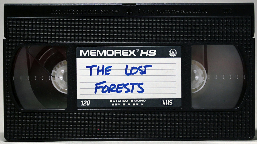 THE LOST FORESTS - VHS: 1992