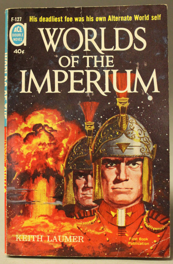 Ace Double: Seven From the Stars / Worlds of the Imperium
