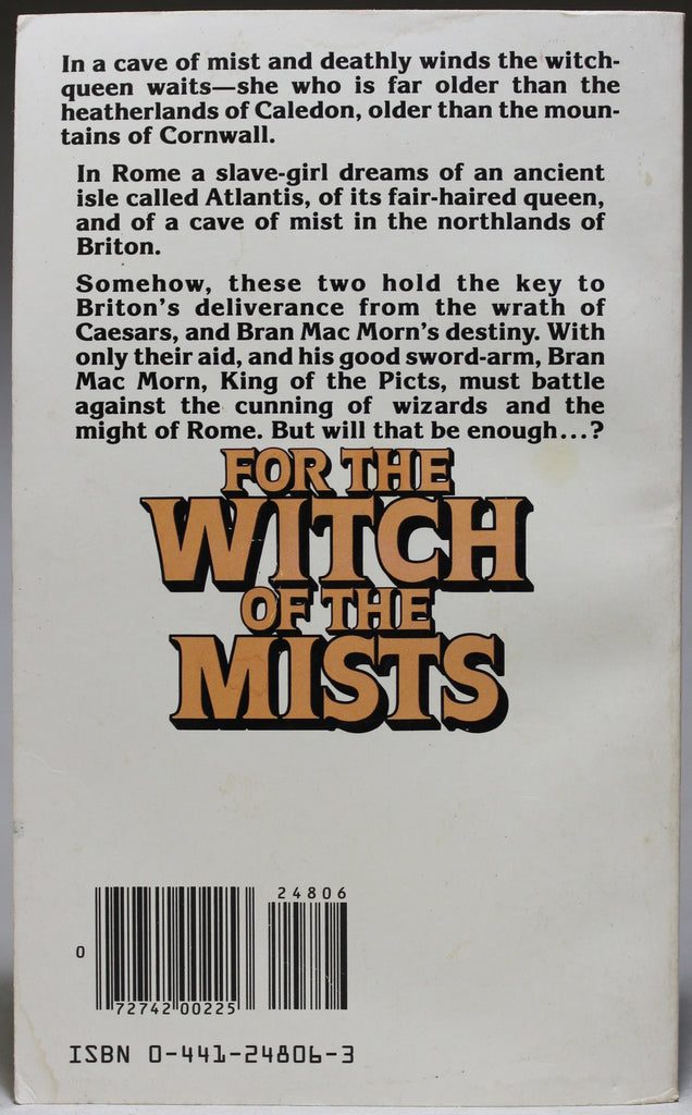 SMITH, DAVID C. & TIERNEY, RICHARD L.: For the Witch of the Mists