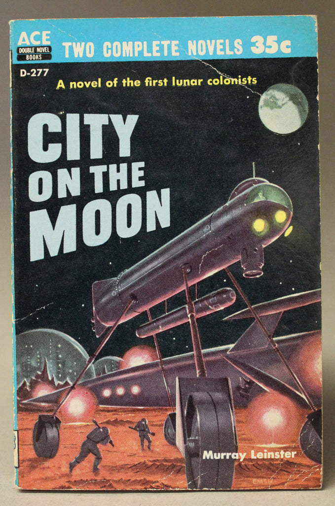 Ace Double: City on the Moon / Men on the Moon