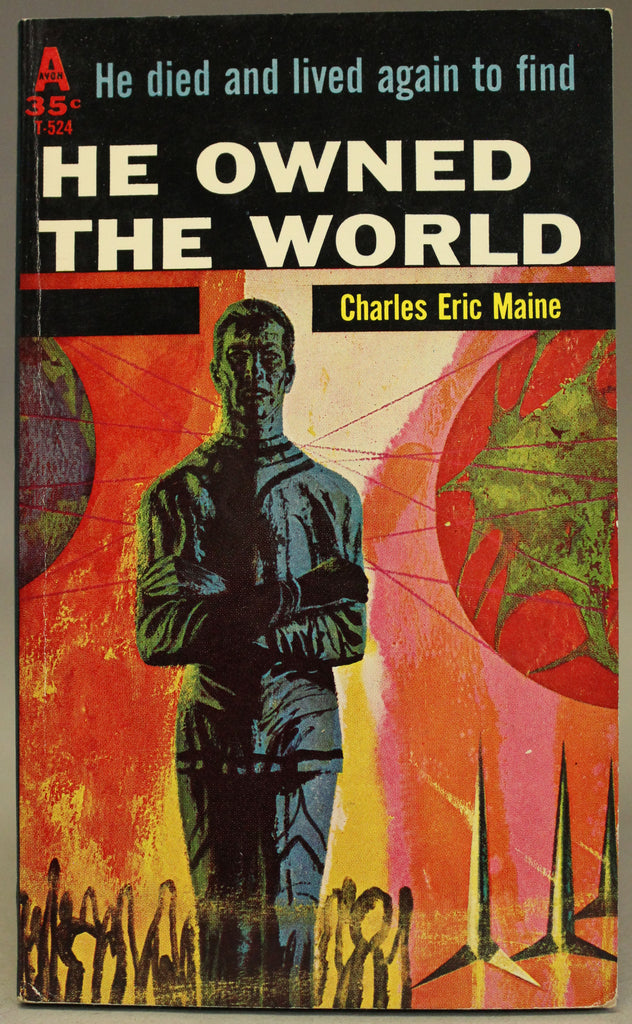 MAINE, CHARLES ERIC: He Owned the World