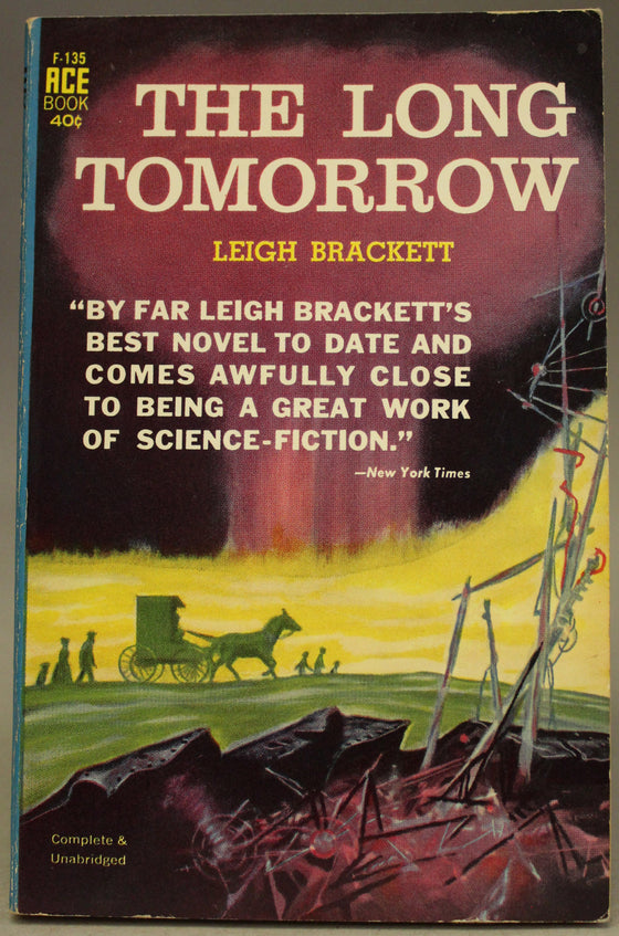 BRACKETT, LEIGH: The Long Tomorrow
