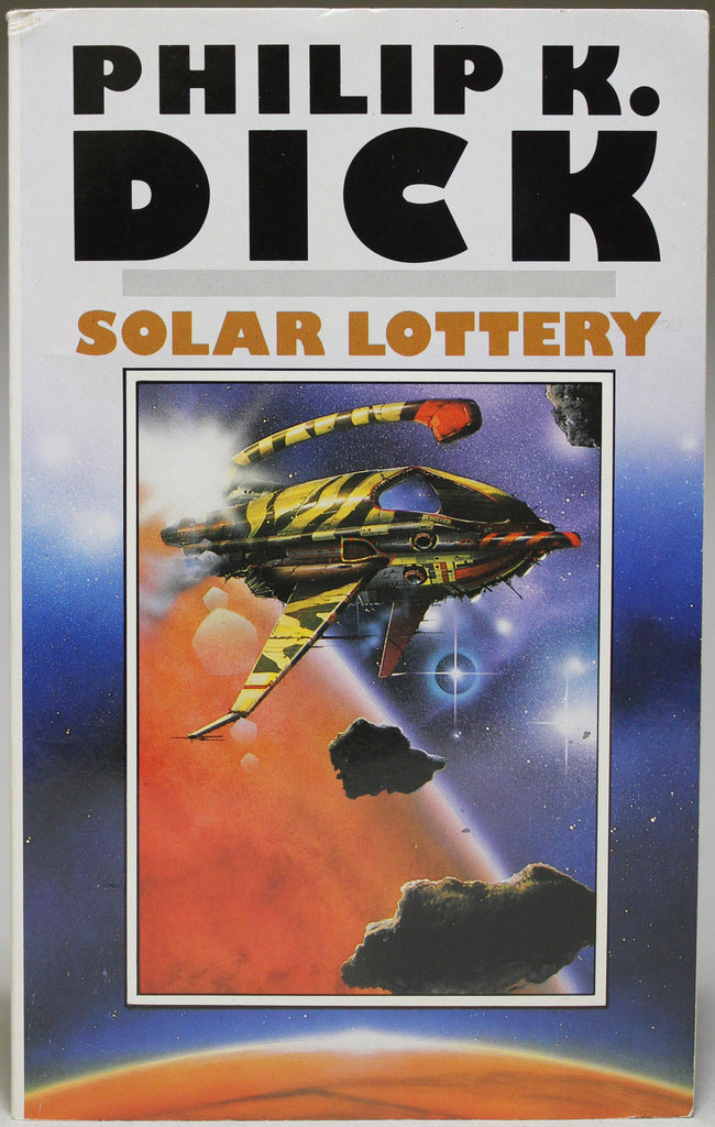 DICK, PHILIP K.: Solar Lottery