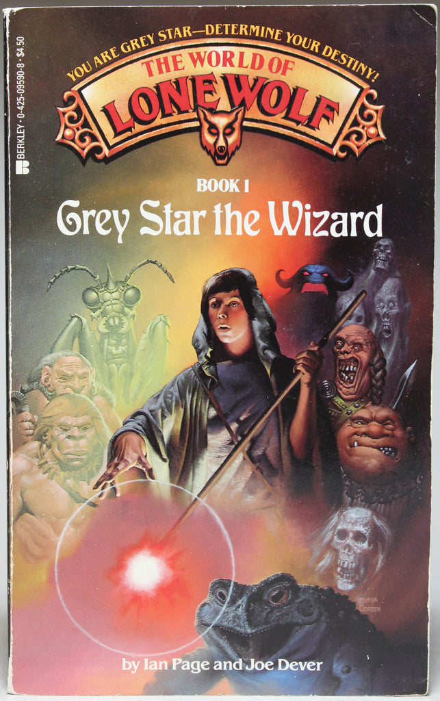 Gray Star the Wizard