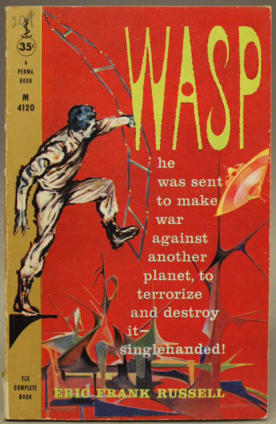 RUSSEL, ERIC FRANK: Wasp